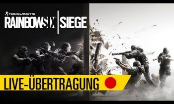 Siege Saturday PS4 – 14.04.2018 – Tom Clancy's Rainbow 6 [DE] | UbisoftLIVE