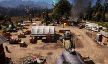 Far Cry 5 – Badass/Creative Stealth Outpost Liberation (1080p)