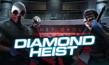 [Payday 2] One Down – Diamond Heist (Solo Stealth)