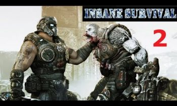Gears of War Judgement – Insane Survival – Strong Defence