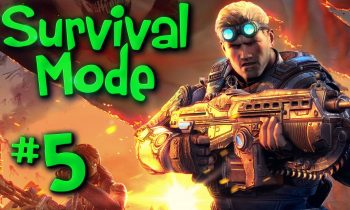 "Gears of War: Judgment Survival Mode w/ Nova & Kootra Ep. 5 ""CORPSER"""