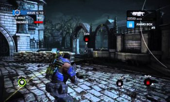 Gears of War Judgement Survival Mode Gameplay