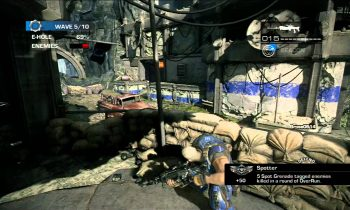 Gears of War Judgment Survival Game 3