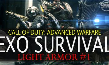 """LIGHT EXO"" – Advanced Wafare Exo Survival Mode #1 (Wave Survival)"
