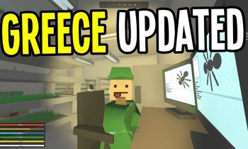 Unturned – GREECE MAP UPDATED! NEW QUESTS! – Greece Map Modded Survival – Ep. 22