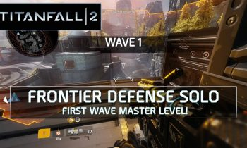 Titanfall 2 Frontier Defense – SOLO First Wave Master Level