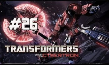 Transformers War for Cybertron Walkthrough – Part 26 [Chapter 7] Air Raid Rescue Let's Play