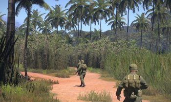 Very Beautiful Mod about Vietnam War ! Realistic FPS Game ArmA 3 Unsung Vietnam Mod