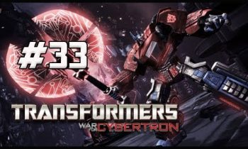 Transformers War for Cybertron Walkthrough – Part 33 [Chapter 9] Aerial Assault Let's Play