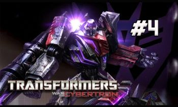 Transformers War for Cybertron Walkthrough – Part 4 [Chapter 1] Autobot Flyers Let's Play