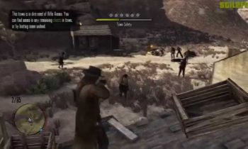 Red Dead Redemption – Undead Nightmare – Saving all New Austin Towns