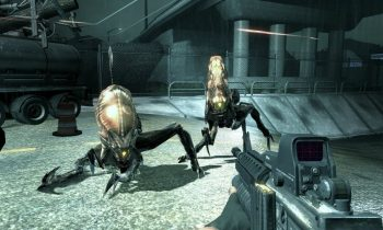 AWESOME FPS Game about Aliens and Area 51 ! Blacksite: Area 51
