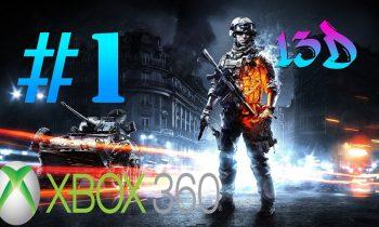 Battlefield 3 Campaña-Parte 1