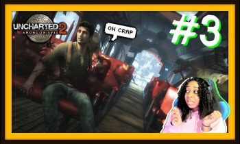THEY WANT ME!!! | UNCHARTED 2: AMONG THIEVES EPISODE 3 (CH. 10-15) GAMEPLAY!!