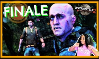 THIS MAN IS TRIPPING!! | UNCHARTED 2: AMONG THIEVES FINALE! (CH. 22-26) GAMEPLAY!!!!