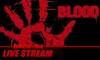 Gameplay and Talk Live Stream – BLOOD (PC, MS-DOS) – Full Playthrough | BLOOD GDX