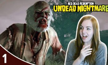 OMG SO EPIC!! | Red Dead Redemption Undead Nightmares DLC Gameplay Walkthrough Part 1