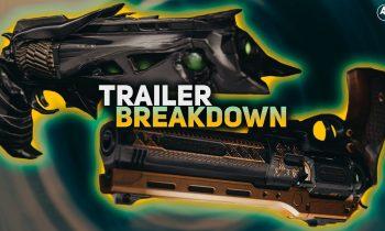 Last Word Gameplay Trailer Breakdown (Thorn Confirmed & Returning)   Destiny 2 Exotics