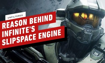 Halo Boss Reveals Reason Behind Infinite's New Slipspace Engine – IGN Unfiltered