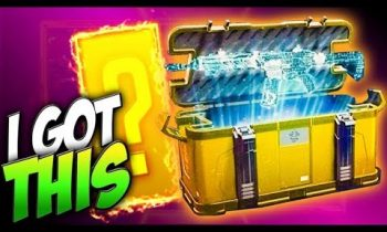Weapon Bribe Opening in Black Ops 4..