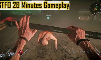 GTFO – 26 Minutes of Gameplay Reveal (Upcoming FPS Action Survival Horror Game 2019)