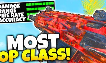 YOU NEED TO USE THIS CLASS IN BO4.. (IT'S OVERPOWERED) Black Ops 4 Gameplay