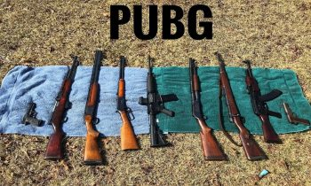 PUBG Guns In Real Life