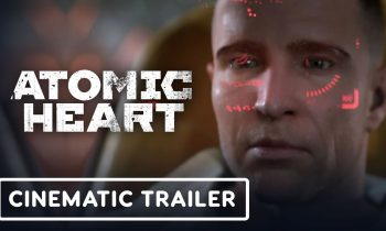 Atomic Heart: Official In-Engine Cinematic Trailer