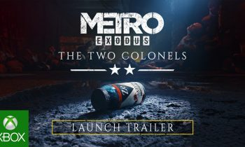 Metro Exodus – The Two Colonels – Official Trailer