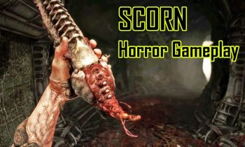 SCORN – ALL NEW Pre Launch Gameplay Footage 2019 (Upcoming FPS Horror Game)