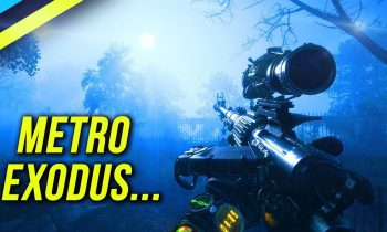 METRO EXODUS Review – Almost An FPS Masterpiece…