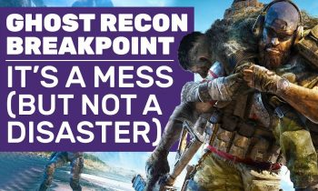 Ghost Recon Breakpoint Is A Mess (But Not A Total Disaster)   Ghost Recon Breakpoint Review