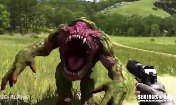 SERIOUS SAM 4 Planet Badass- Trailer :Coming to PS4 2020