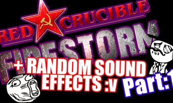 Red Crucible: Firestorm – Gameplay + RANDOM sound Part:1 :v