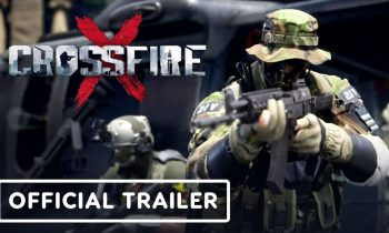 CrossFireX – Official Gameplay Trailer | X019